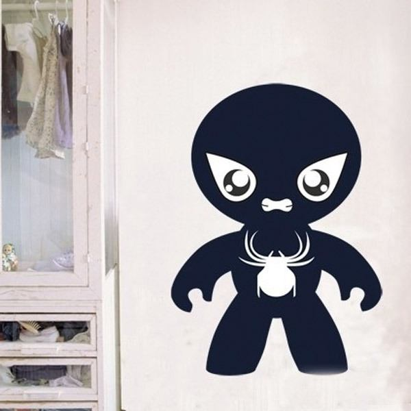Kinderzimmer Wandtattoo: Poison Man