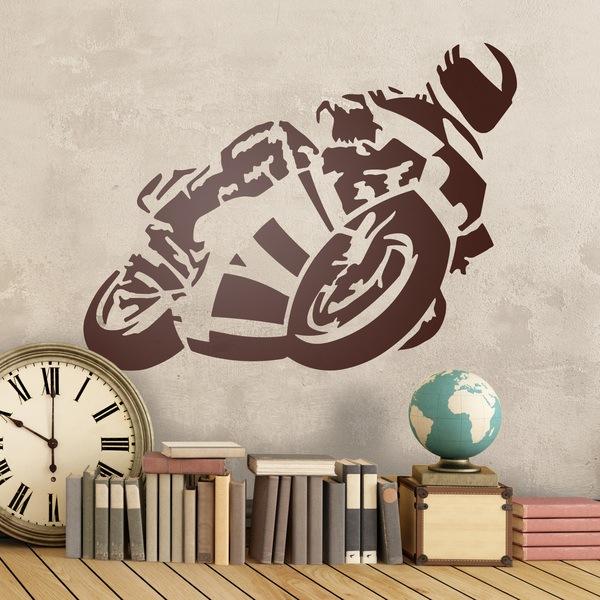 Wandtattoos: moto5