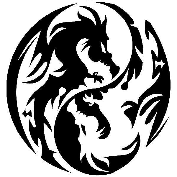Aufkleber: Dragon MK 08