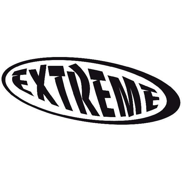 Aufkleber: Extreme14