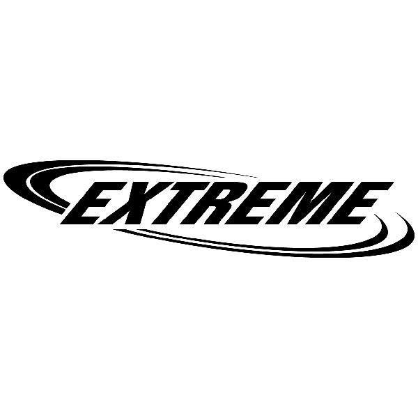 Aufkleber: Extreme16