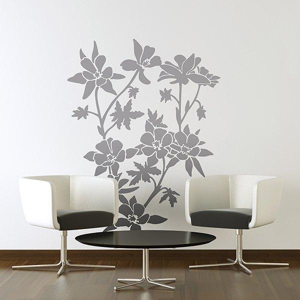 Wandtattoos: Pflanzen 19