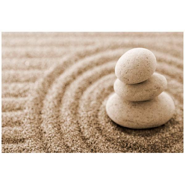 Fototapeten: Zen-Garten