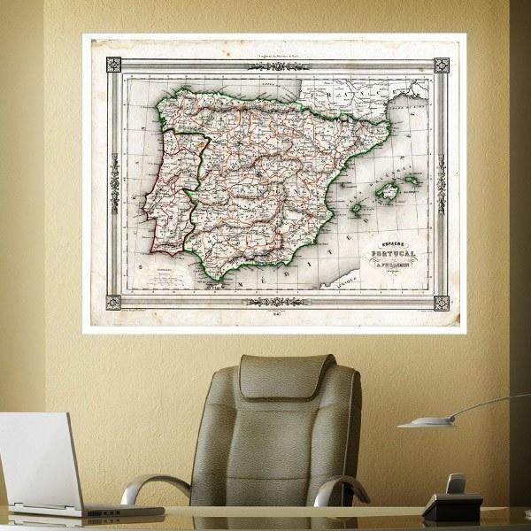 Fototapeten: Spanien und Portugal 0