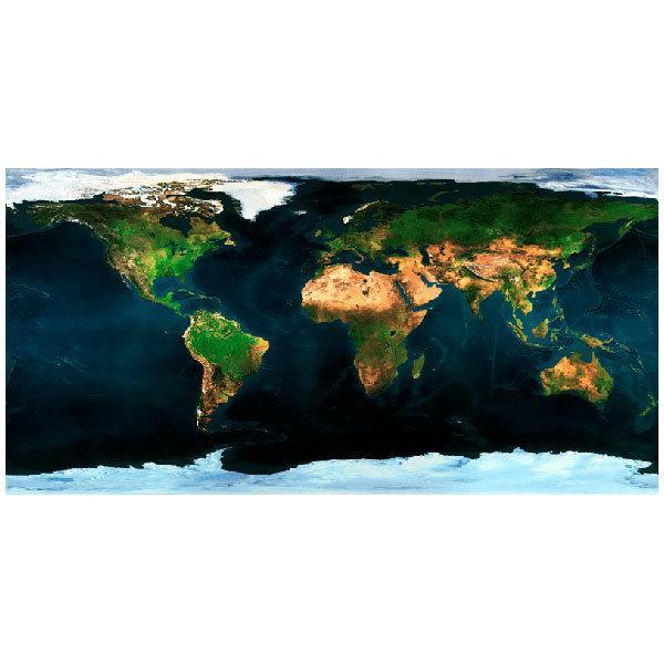 Fototapeten: Satelliten-Ansicht