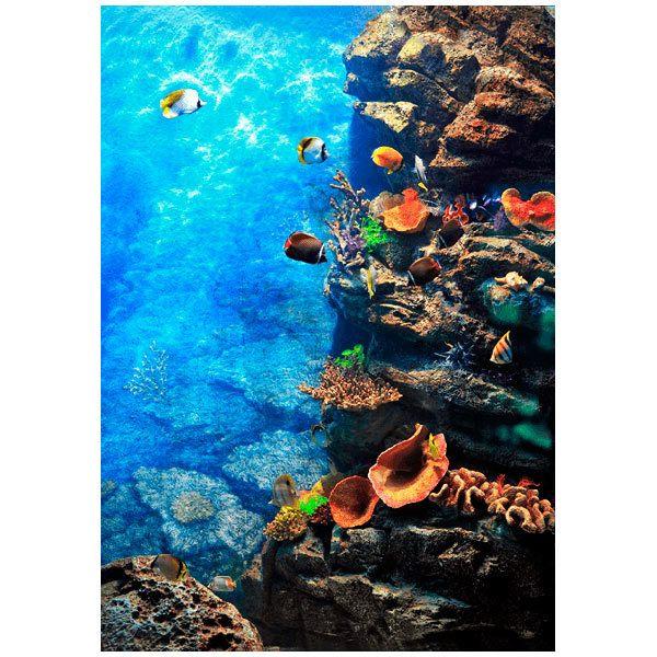 Fototapeten: Unter dem Ozean