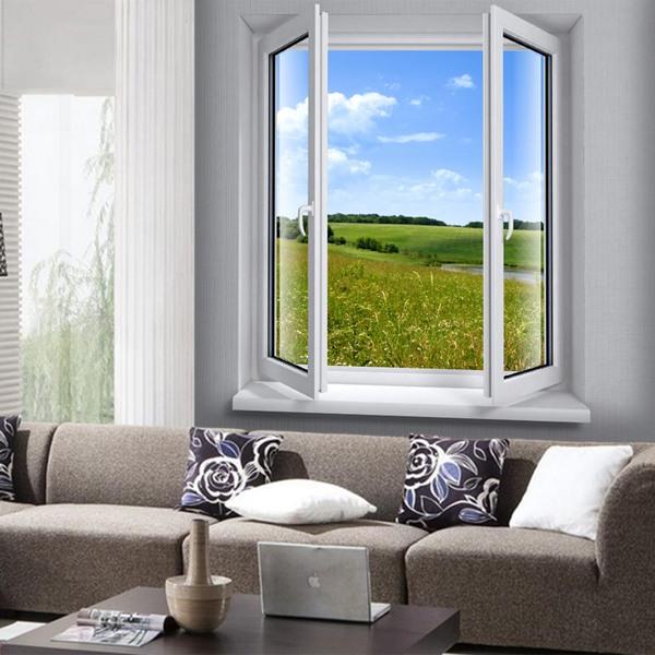 Fototapeten: Fenster 0