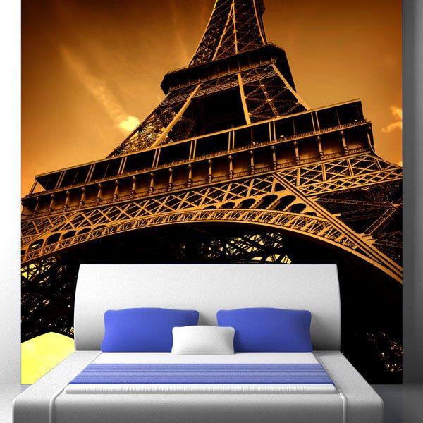 Fototapeten: Eiffel Toast 0