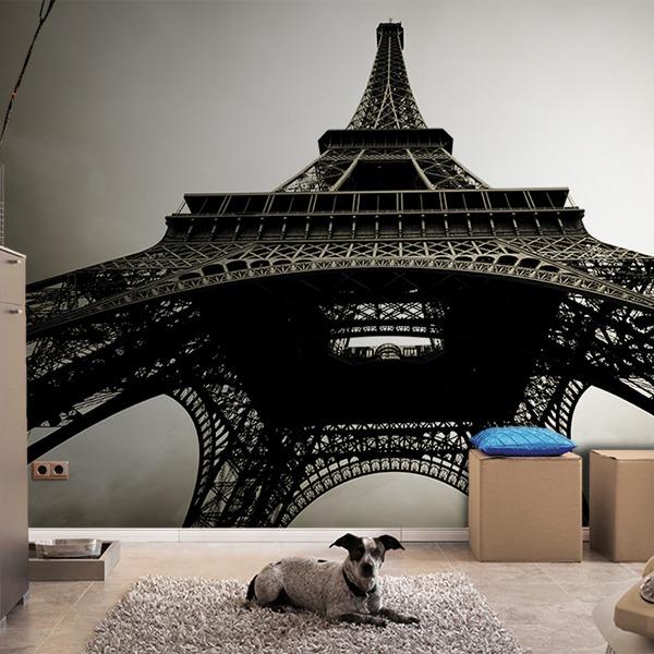 Fototapeten: Eiffel-Toast 4 0