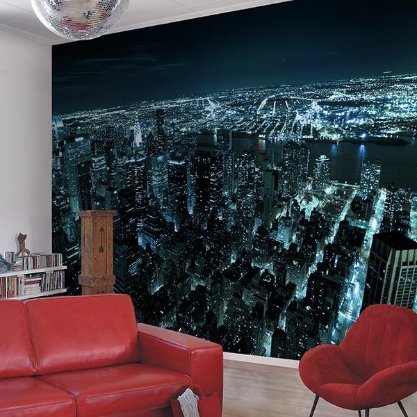 Fototapeten: Downtown Manhattan 0