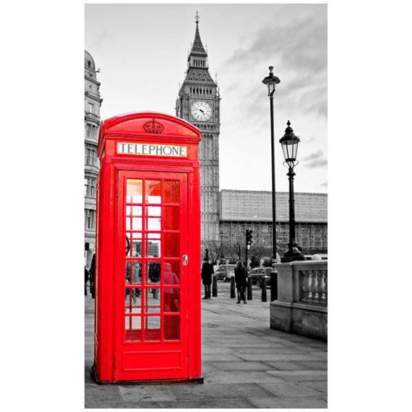 Fototapeten: Cabina London