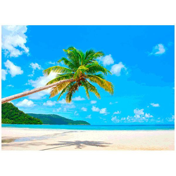 Fototapeten: Tropical Palm