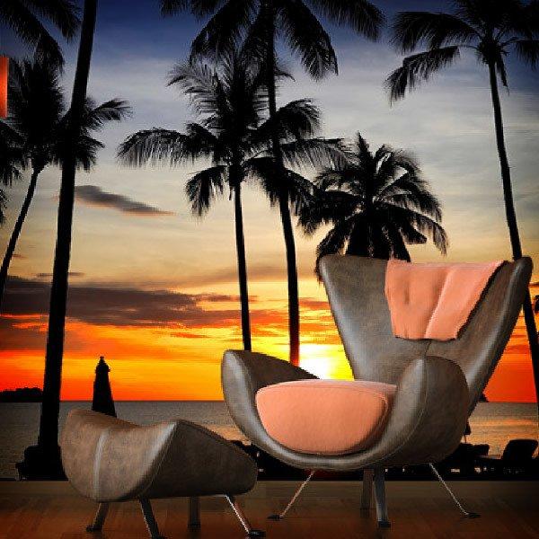 Fototapeten: Coconut 0