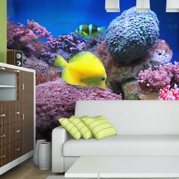 Fototapeten: Aquarium 1 0
