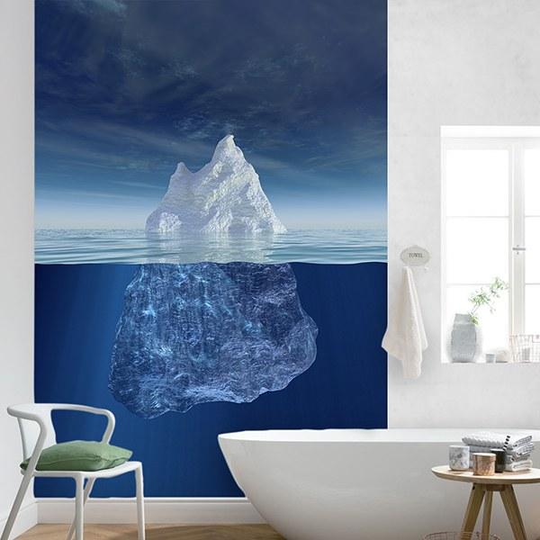Fototapeten: Iceberg 0