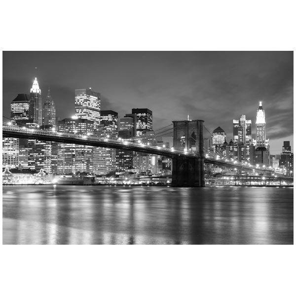 Fototapeten: Brooklyn-Brücke