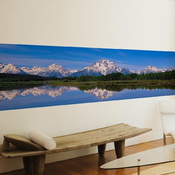 Fototapeten: Die Berge See