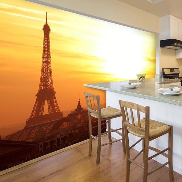 Fototapeten: Eiffel 2 0