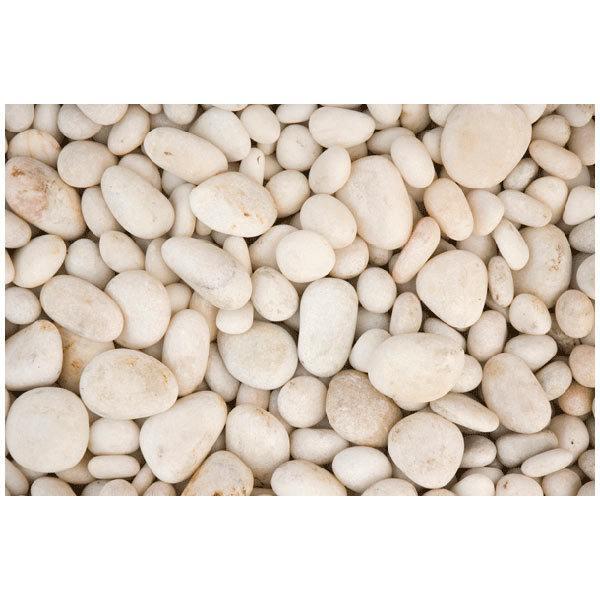 Fototapeten: Weiße Steine