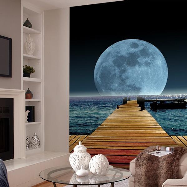 Fototapeten: Moon 0