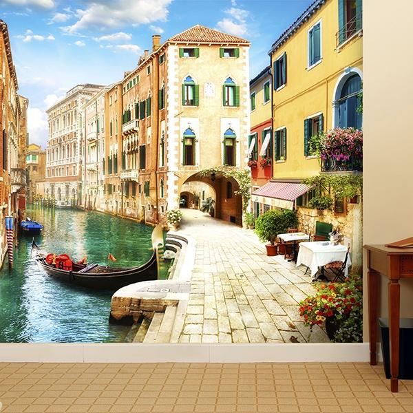 Fototapeten: 5 Venedig tour