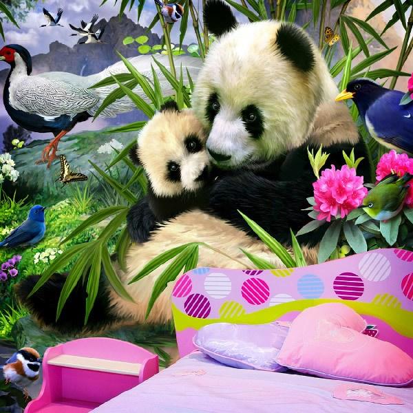 Fototapeten: Panda-Bär  0