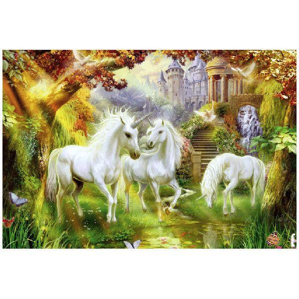 Fototapeten: Unicorns