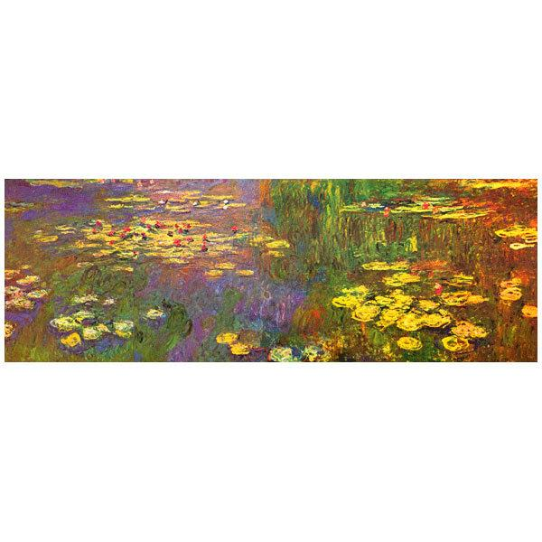 Fototapeten: Wasser plantes_Monet
