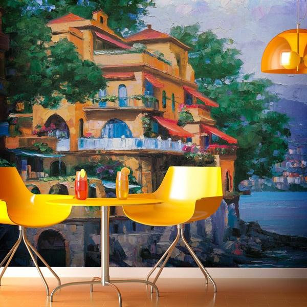 Fototapeten: Village von Portofino