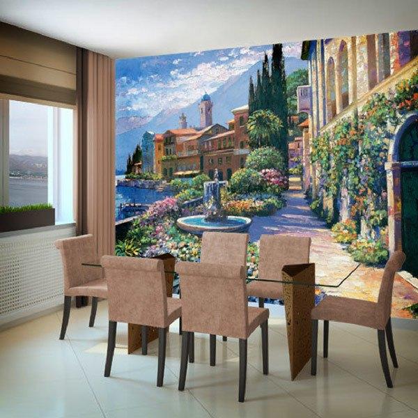 Fototapeten: Splendor of Italy (Howard Behrens)