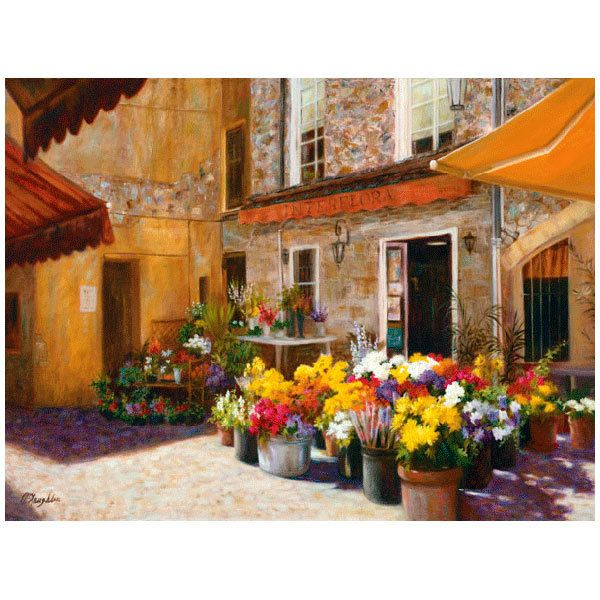 Fototapeten: The flower shop (Jan McLaughlin)