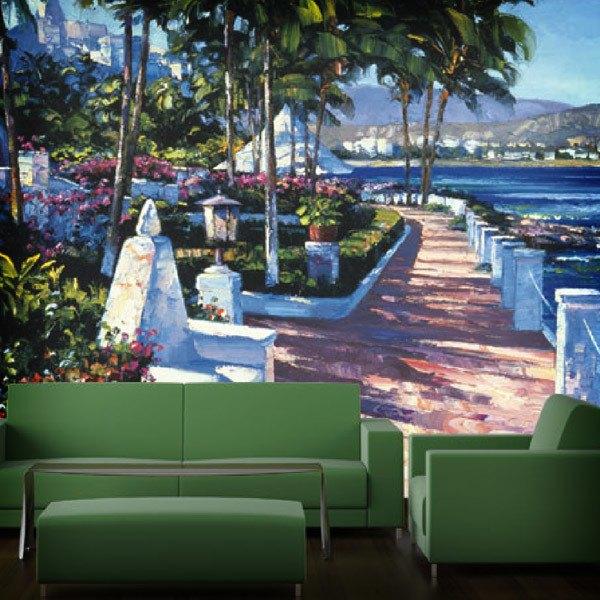 Fototapeten: Promenade (Howard Behrens) 0