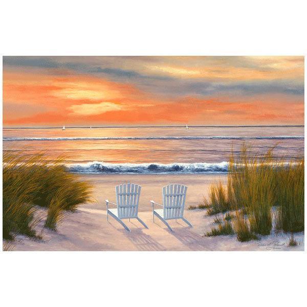 Fototapeten: Paradise Sunset (Diane Romanello)