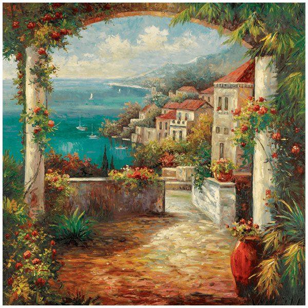 Fototapeten: View from the Veranda (Peter Bell)