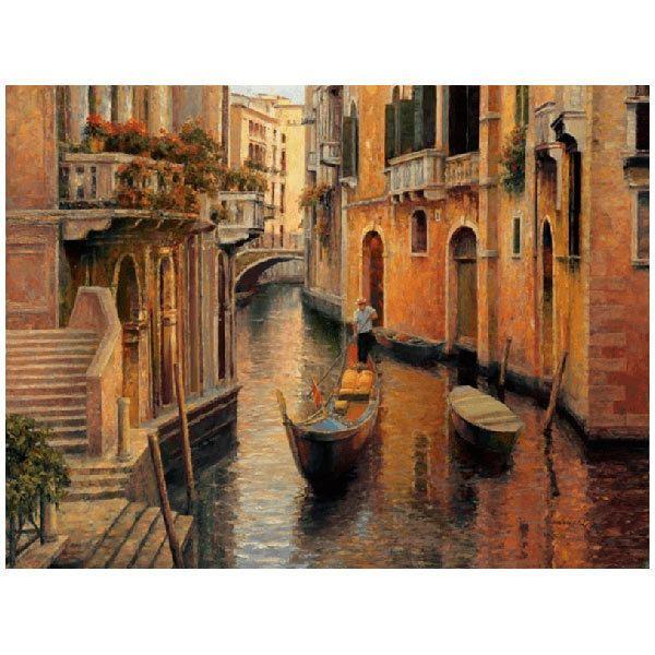 Fototapeten: Venice alley