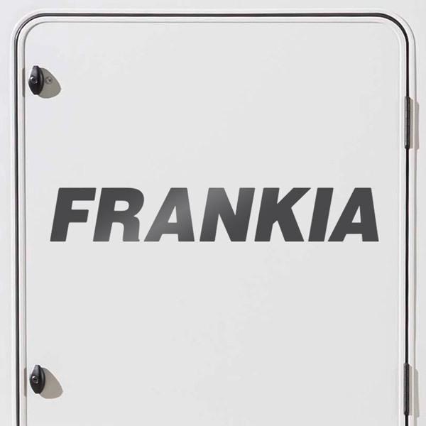 Aufkleber: Frankia 1