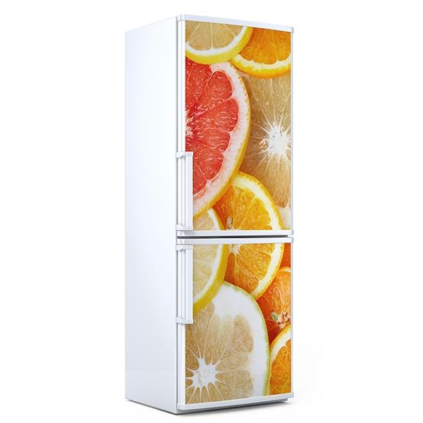 Wandtattoos: Naranjas y limones