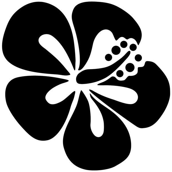 Wandtattoos: Flower Style
