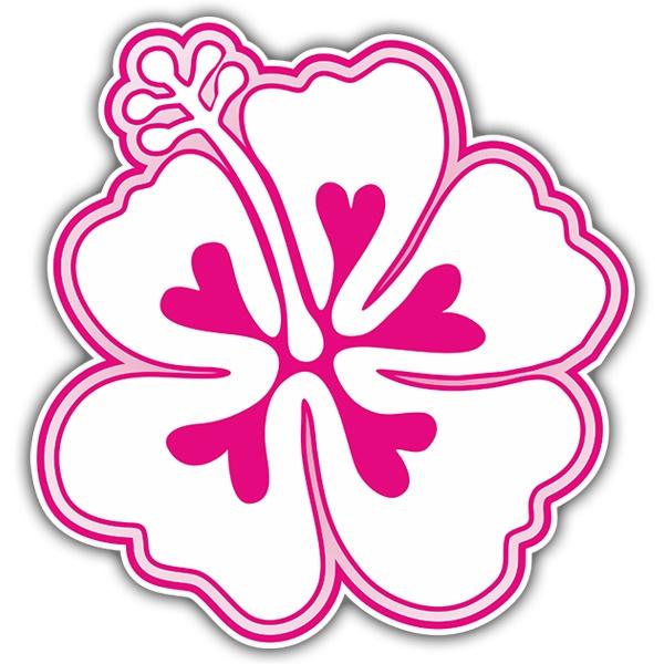 Wandtattoos: soft pink