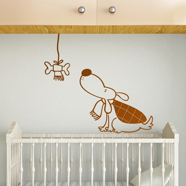 Kinderzimmer Wandtattoo: Pipo