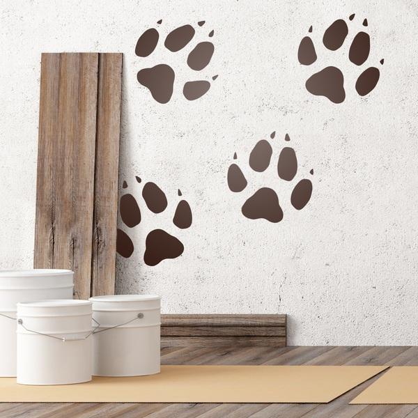 Wandtattoos: Hund