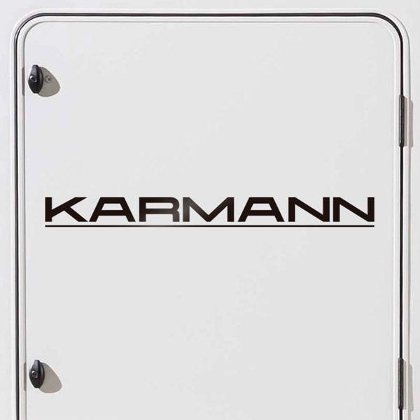 Aufkleber: Karmann 1