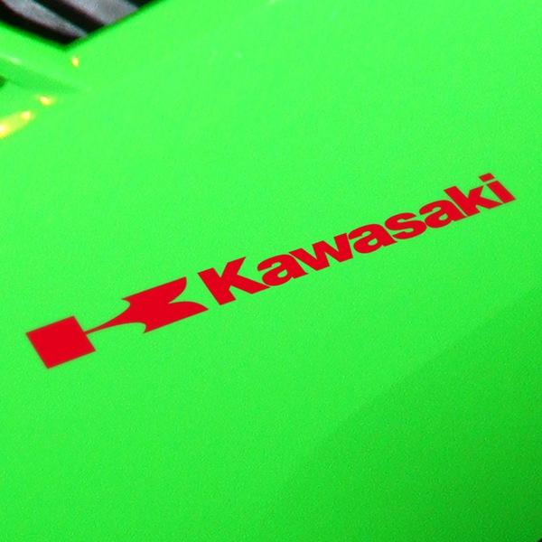 Aufkleber: GPZ-750-Turbo-1985, K Kawasaki