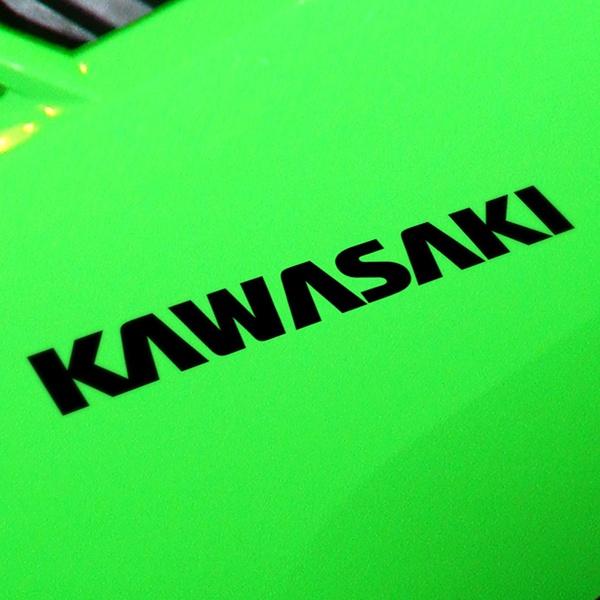 Aufkleber: Kawasaki