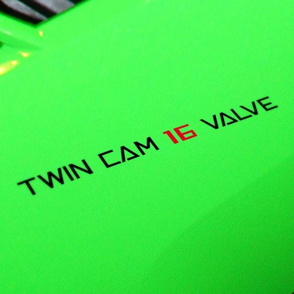 Aufkleber: Twin Cam