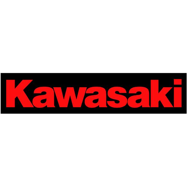 Aufkleber: GPZ600R, KAWASAKI