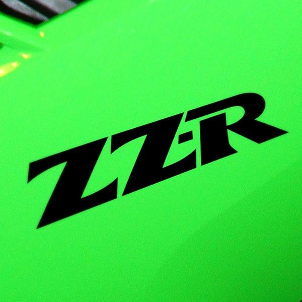 Aufkleber: ZZR-1100-1992, ZZR