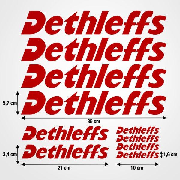 Aufkleber: Kit Dethleffs 1