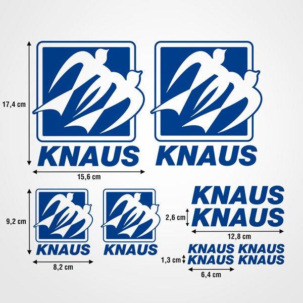 Aufkleber: Kit Knaus 2