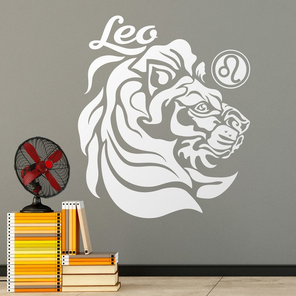 Wandtattoos: zodiaco 27 (Leo)